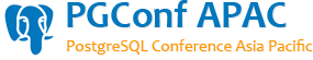 PGConf APAC Logo